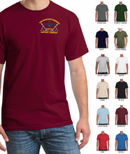 Load image into Gallery viewer, Parachute Regiment Mortars Embroidered T-Shirt
