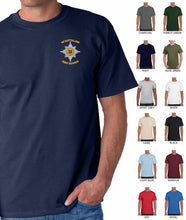 Load image into Gallery viewer, Irish Guards Embroidered T-shirt