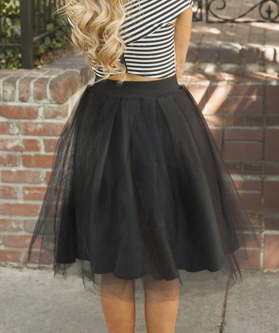 the ashley tulle skirt – bliss tulle