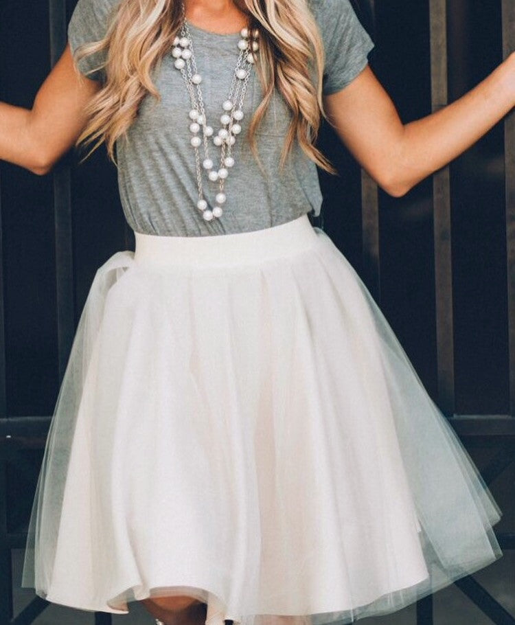 The Ashley, Skirts - Bliss Tulle