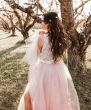 The Willow Maxi - Dusty Rose, Skirts - Bliss Tulle