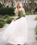 The Maxi, Skirts - Bliss Tulle