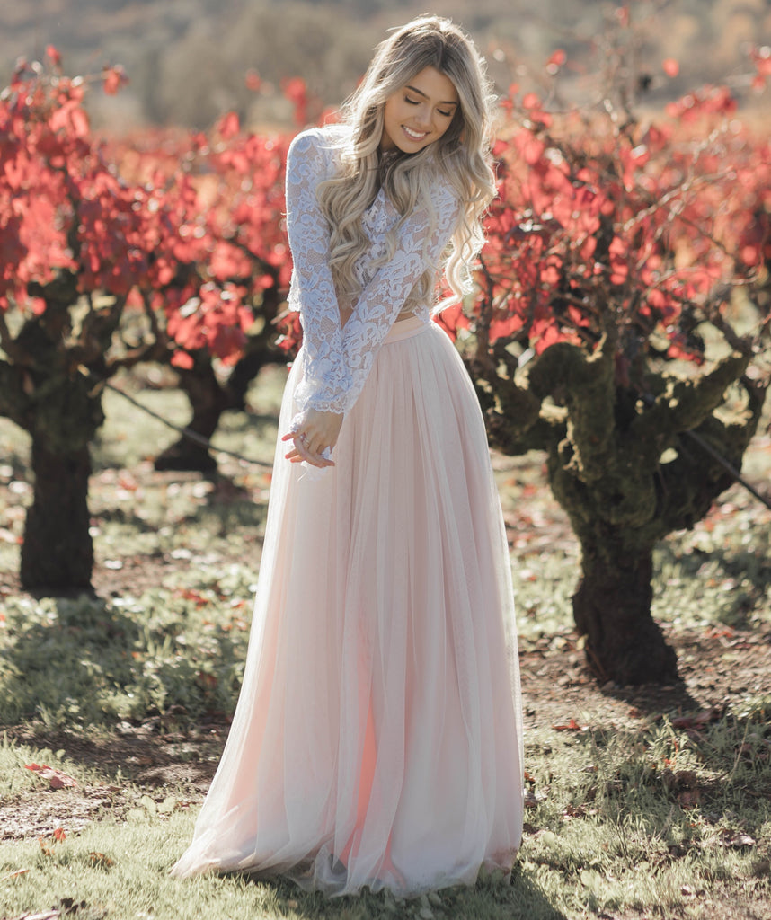 The Chloe Maxi, Skirts - Bliss Tulle
