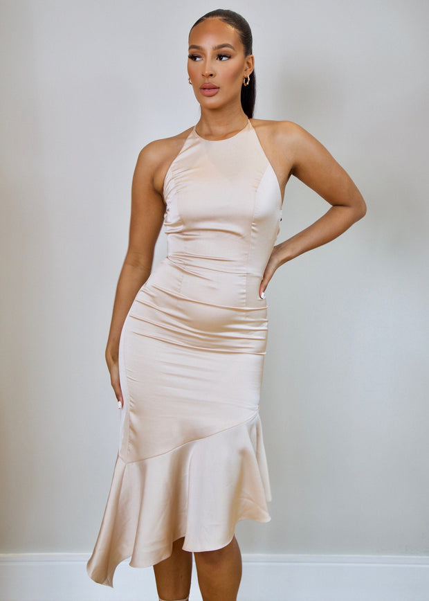 Body beautiful midi dress