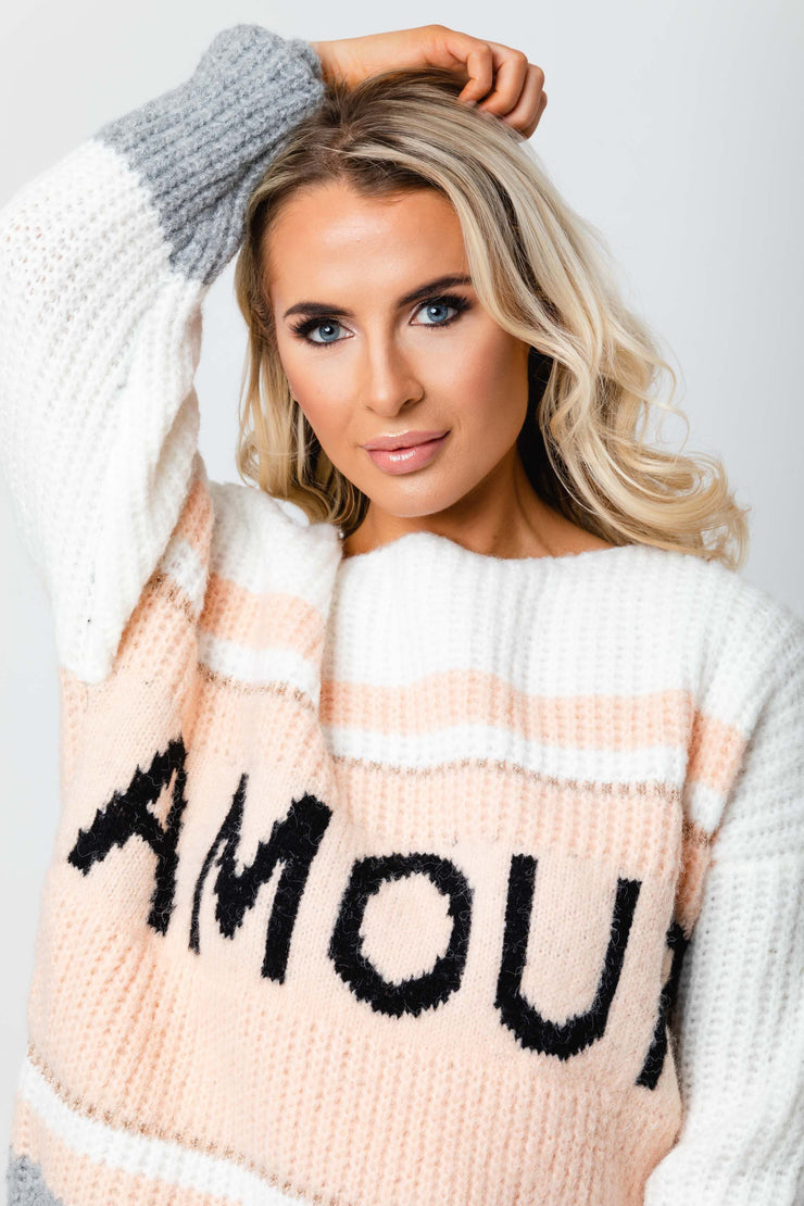Amour Jumper