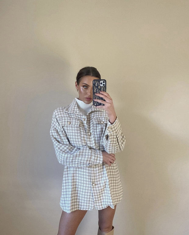 Dogtooth Shacket