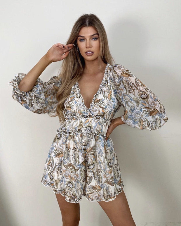 Bluebell Playsuit