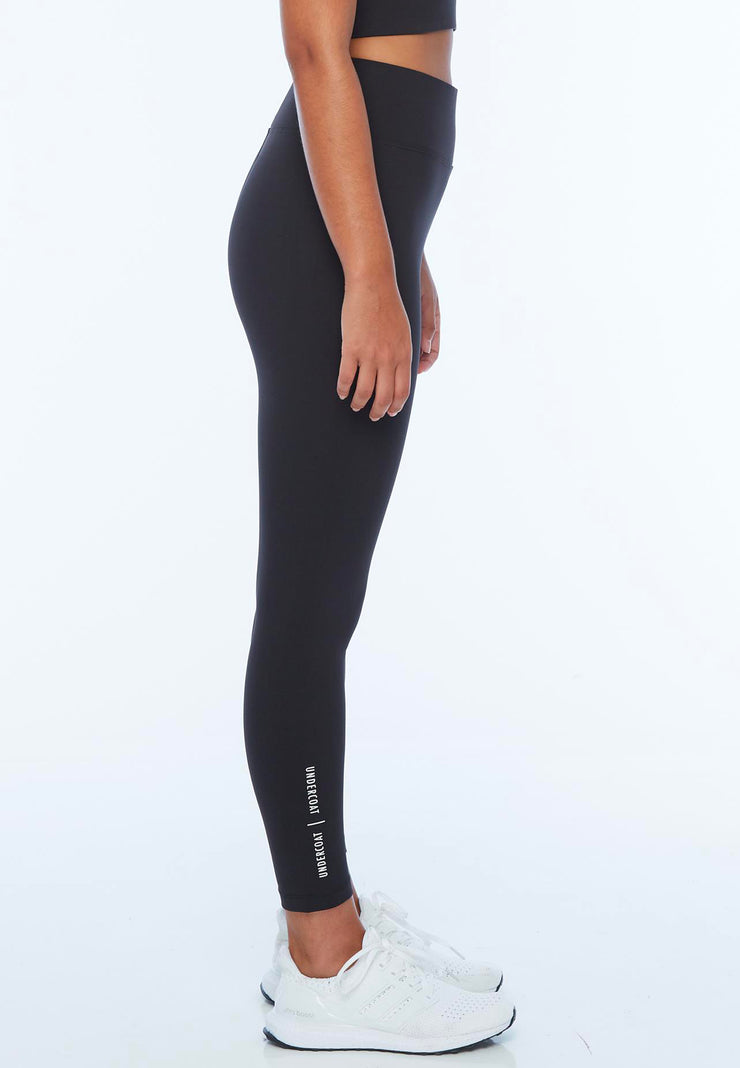 UNDERCOAT Womens Seamless Body Fit Leggings
