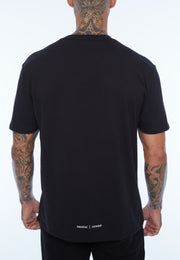 UNDERCOAT Mens UC Black T-Shirt