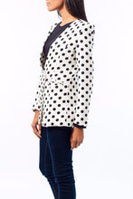 Load image into Gallery viewer, Polka Dot Blazer