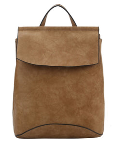 MODERN BACKPACK TAUPE