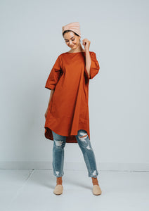 SUNSET TUNIC