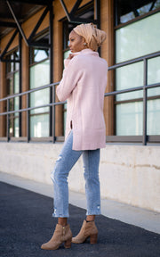 BLUSH SWEATER