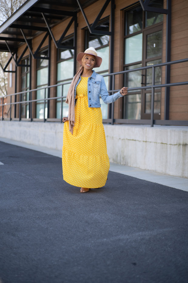 SUNFLOWER MAXI