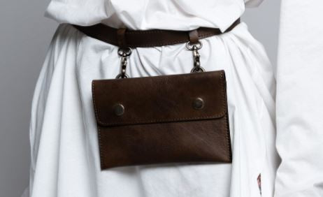 SADDLE WAIST BAG