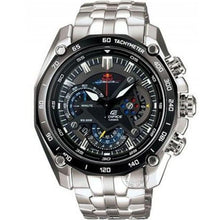 Load image into Gallery viewer, Casio Edifice Chronograph Black Dial Men's Watch Metal Formal Casual Ef 550Rbsp