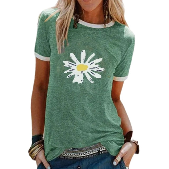 Daisy Graphic Tee