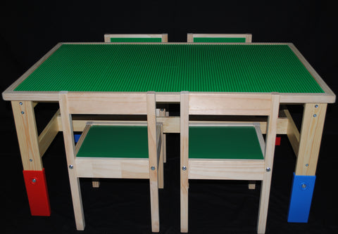 Lego Tables for big Little kids – LegoBuilderz