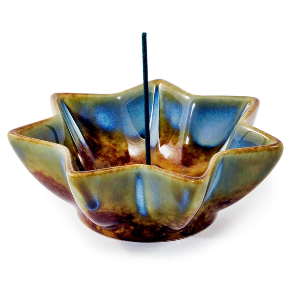 SHOYEIDO LOTUS INCENSE HOLDER