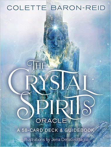 CRYSTAL SPIRITS ORACLE CARDS