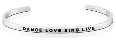 DANCE, LOVE, SING, LIVE MANTRABAND