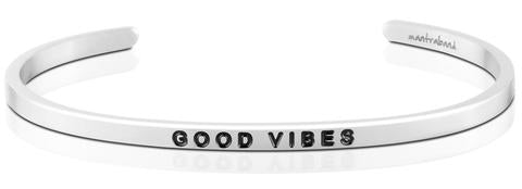 GOOD VIBES MANTRABAND