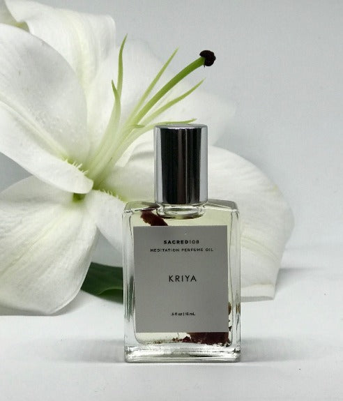 KRIYA MEDITATION BLEND PERFUME OIL