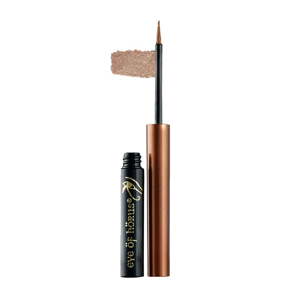 EYE OF HORUS IMPERIAL BRONZE METALLIC LIQUID EYELINER