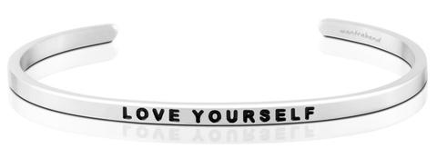 LOVE YOURSELF MANTRABAND