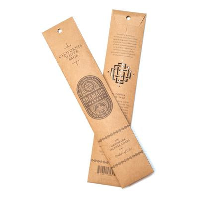 CALIFORNIA WHITE SAGE INCENSE