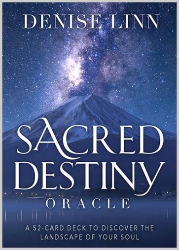 SACRED DESTINY ORACLE CARDS