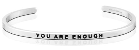 YOU ARE ENOUGH MANTRABAND