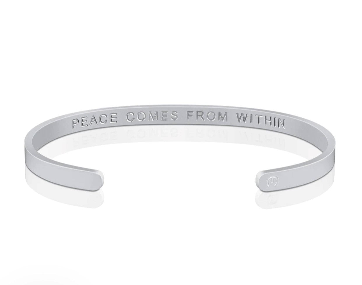PEACE COMES FROM WITHIN MANTRABAND - MENS