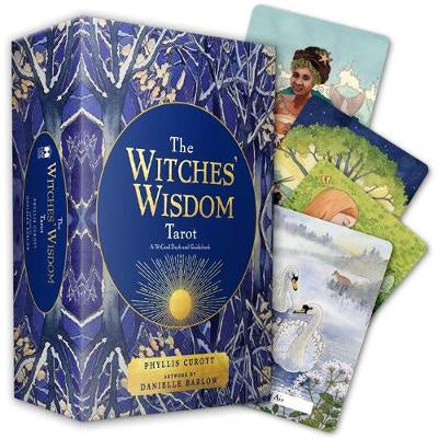Witches Wisdom Tarot Cards