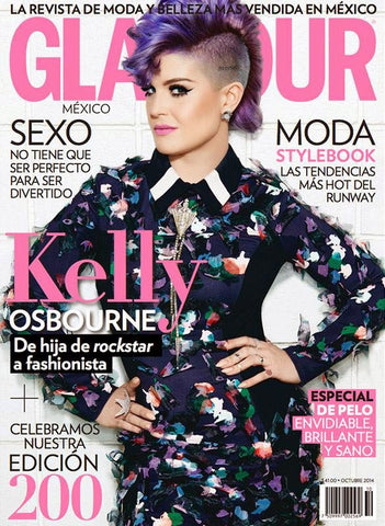 Kelly Osbourne In Glamour Mexico