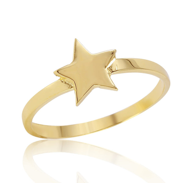 Star Stackable Ring