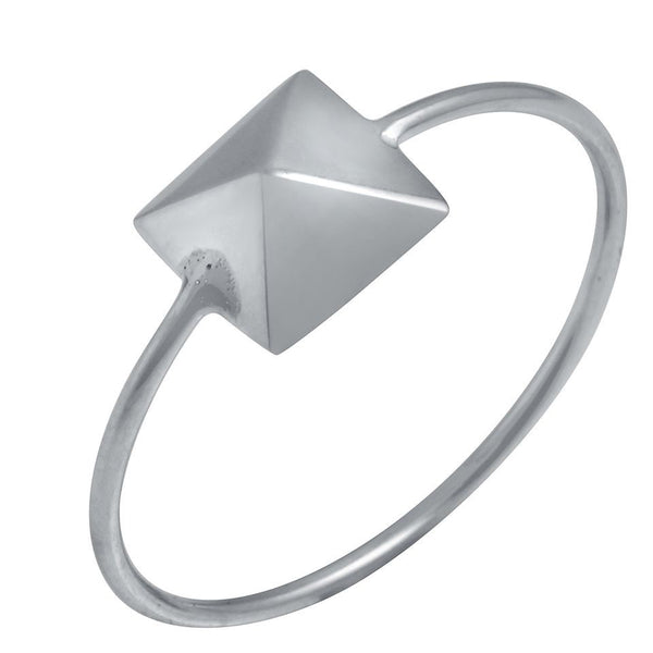 PYRAMID STUD Stackable Ring