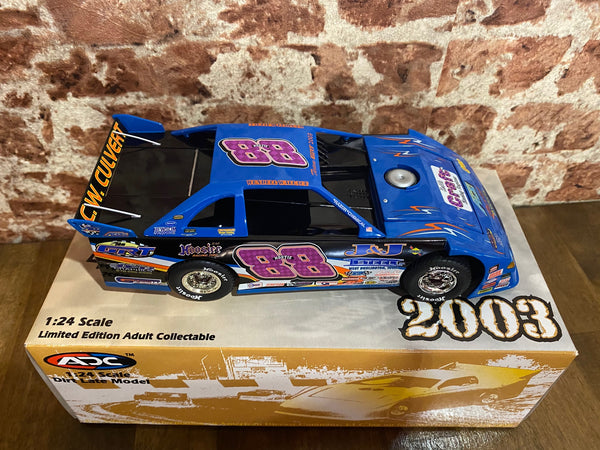 2003 Wendell Wallace #88 1:24 Dirt Late Model Diecast Car