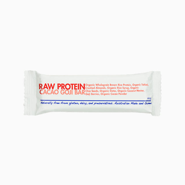 Cacao Goji Raw Protein Bar