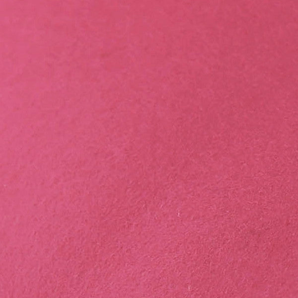100% Merino Wool Felt - Berry