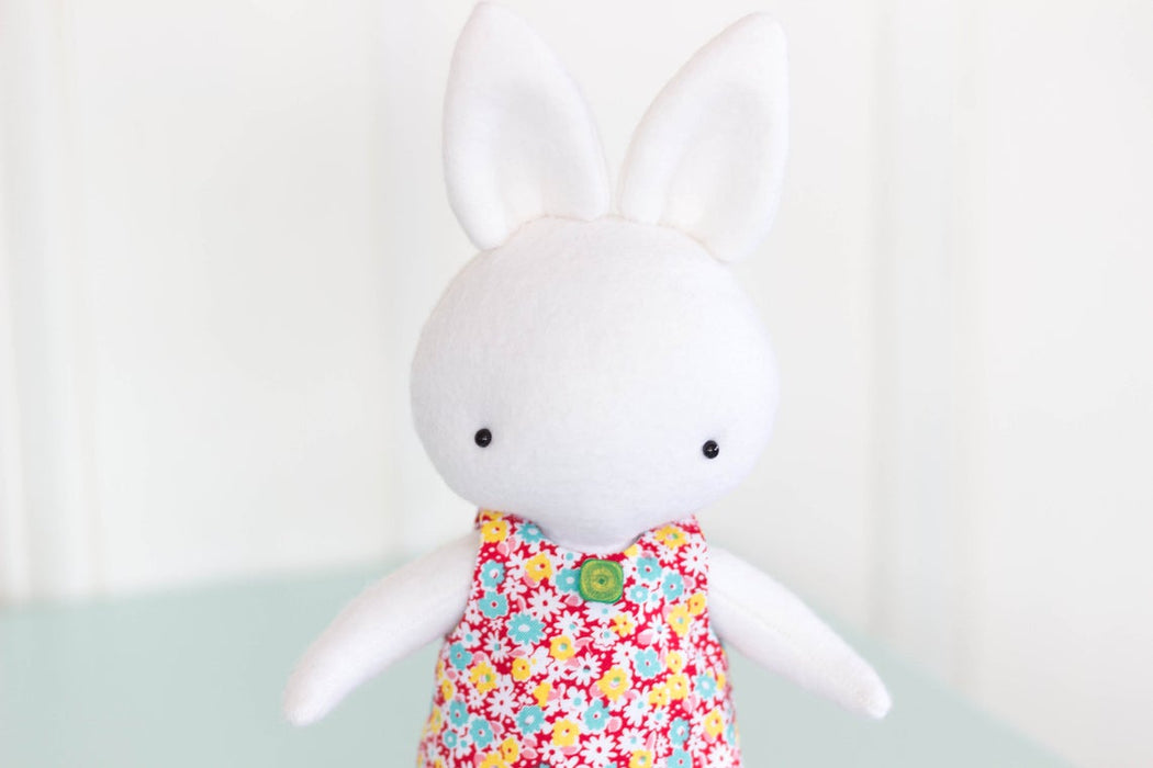 DIY Craft Kit - Bunny Soft Toy Sewing Kit