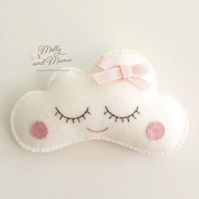 DIY Craft Kit - Cloud Pin Cushion Sewing Kit