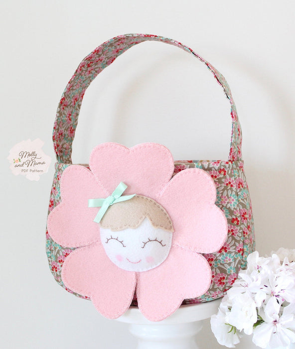 Molly & Mama Darling Daisy Bag Hard Copy Pattern