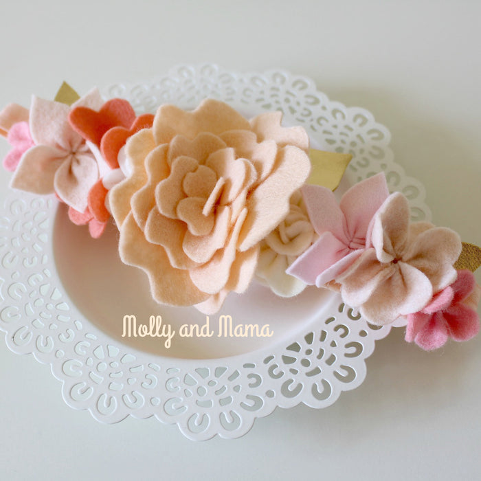 Premium Creative Kit Molly & Mama Coco Flower Crown