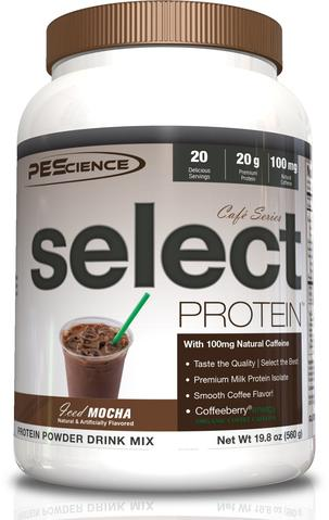 SELECT Protein: Cafe Series
