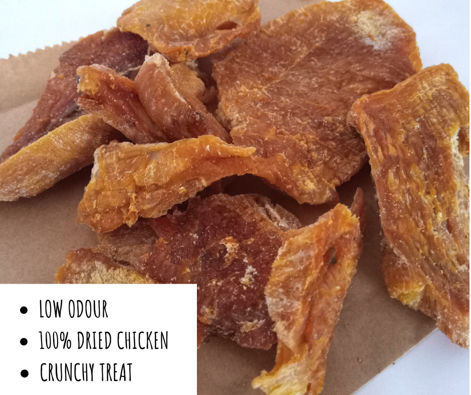 Chicken Jerky (100g)