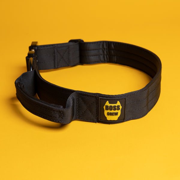 Quick Release Tactical Collar (with Handle)