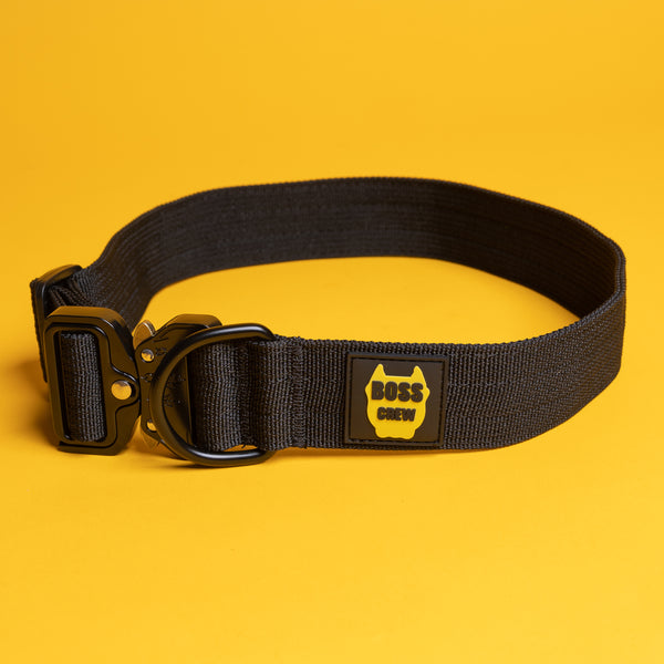 Quick Release Collar - Black