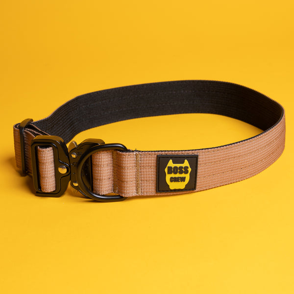 Quick Release Collar - Tan