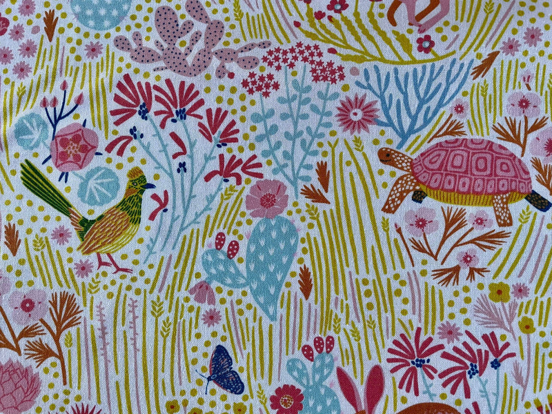 Landscape - Prickly Pear by Emily Taylor - Figo Fabrics 90274-11